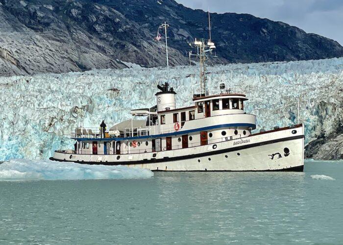 Sacajawea Glacier
