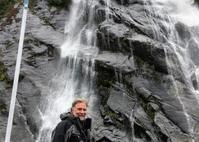 Sacajawea Waterfall