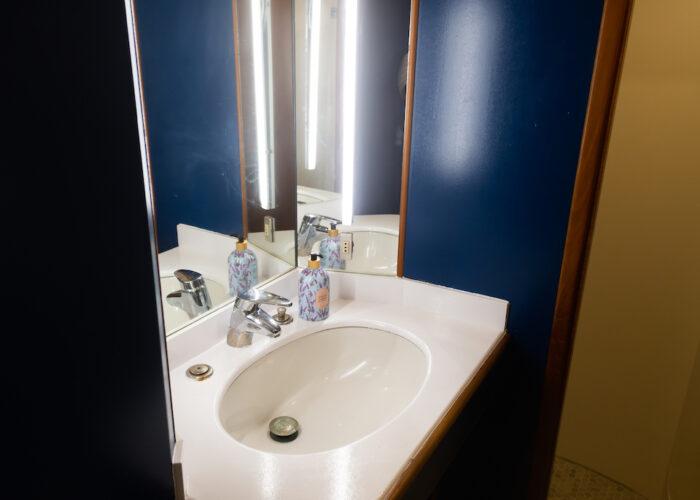 Spirit of MK Third Double en suite Sink