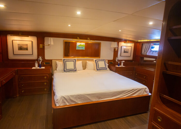 Spirit of MK master cabin
