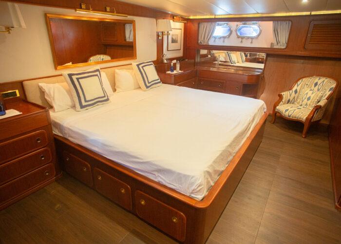 Spirit of MK master cabin 2