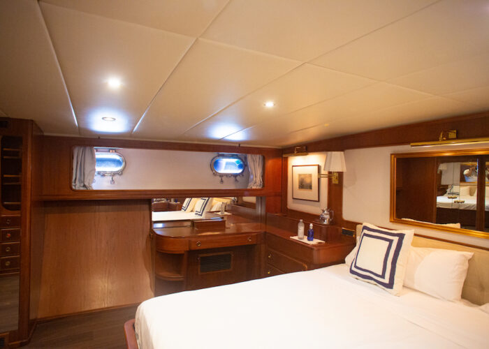 Spirit of MK master cabin 3